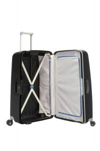 Samsonite S'cure Spinner Luggage1