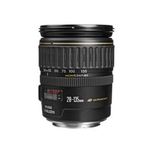 Canon EF 28-135mm Lens