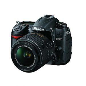 Nikon D7000 + 18-55mm Lens