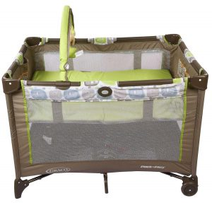 Graco Pack n play_2