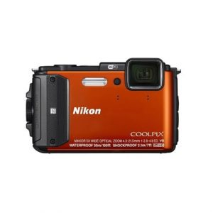 Nikon Coolpix AW130 Waterproof Camera