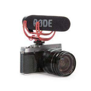 Rode Videomic Go for DSLR Audio