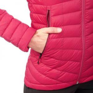 Women's Full Down Jacket5