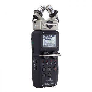Zoom recorder H5_2