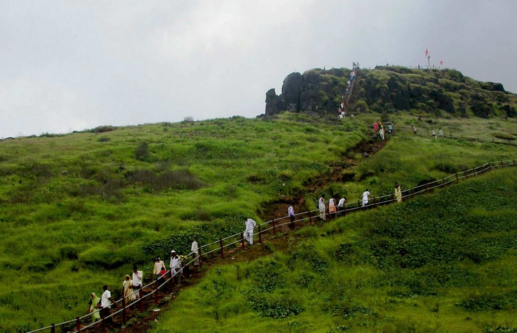 Image result for kalsubai route