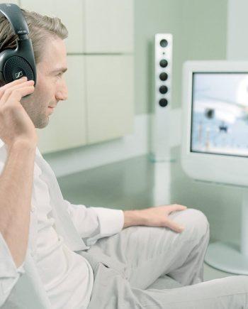 Sennheiser RS 120-8 II Over-Ear Headphone for Rent/Demo