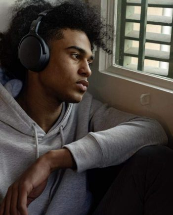 Sennheiser HD 450BT Over Ear Wireless Headphones with Active Noise Cancellation for Rent/Demo