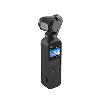 DJI Osmo Pocket Handheld Stabilized Camera