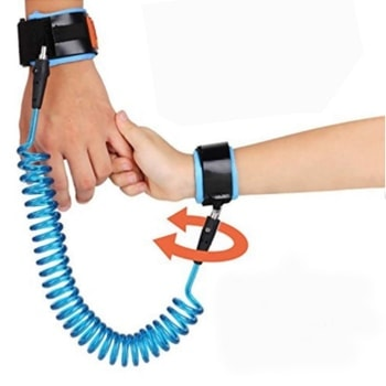 LifeKrafts Kid's Anti Lost Safety Wrist Link