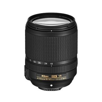 Nikkor 18-140mm VR Zoom Lens