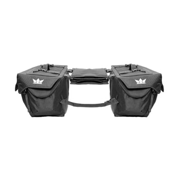 RoadGods Triton X2 50lit Saddle Bag