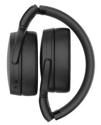 Sennheiser over ear wireless HD 350BT BLACK/White Headphone for Rent/Demo